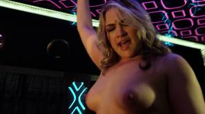 Stefani Blake nude toless Sadie Katz and others nude too - Party Bus to Hell (2017) HD 1080p (14)