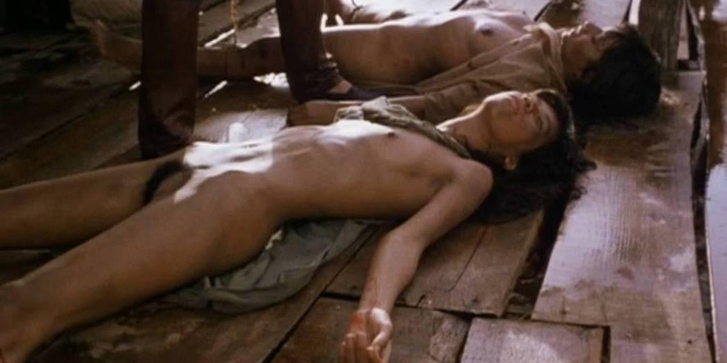 Valentina Forte nude bush butt and sex - Cut And Run (IT-1985) HD 720p (13)