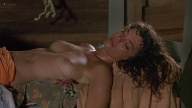 Valentina Forte nude bush butt and sex - Cut And Run (IT-1985) HD 720p (6)