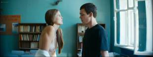 Aleksandra Revenko nude topless and Viktoriya Isakova hot bikini - The Student (RU-2016) HD 1080p