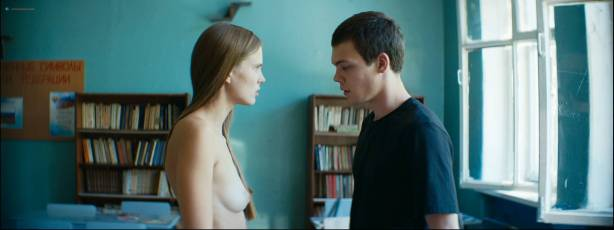 Aleksandra Revenko nude topless and Viktoriya Isakova hot bikini - The Student (RU-2016) HD 1080p (2)