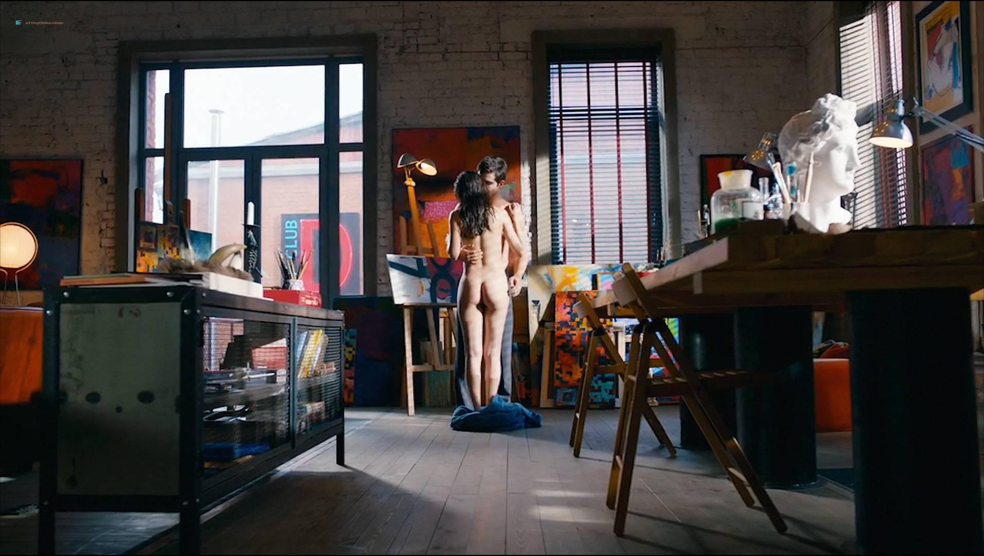 Anna Chipovskaya nude butt and sex - Chistoe iskusstvo (RU-2016) HD 1080p Web (3)