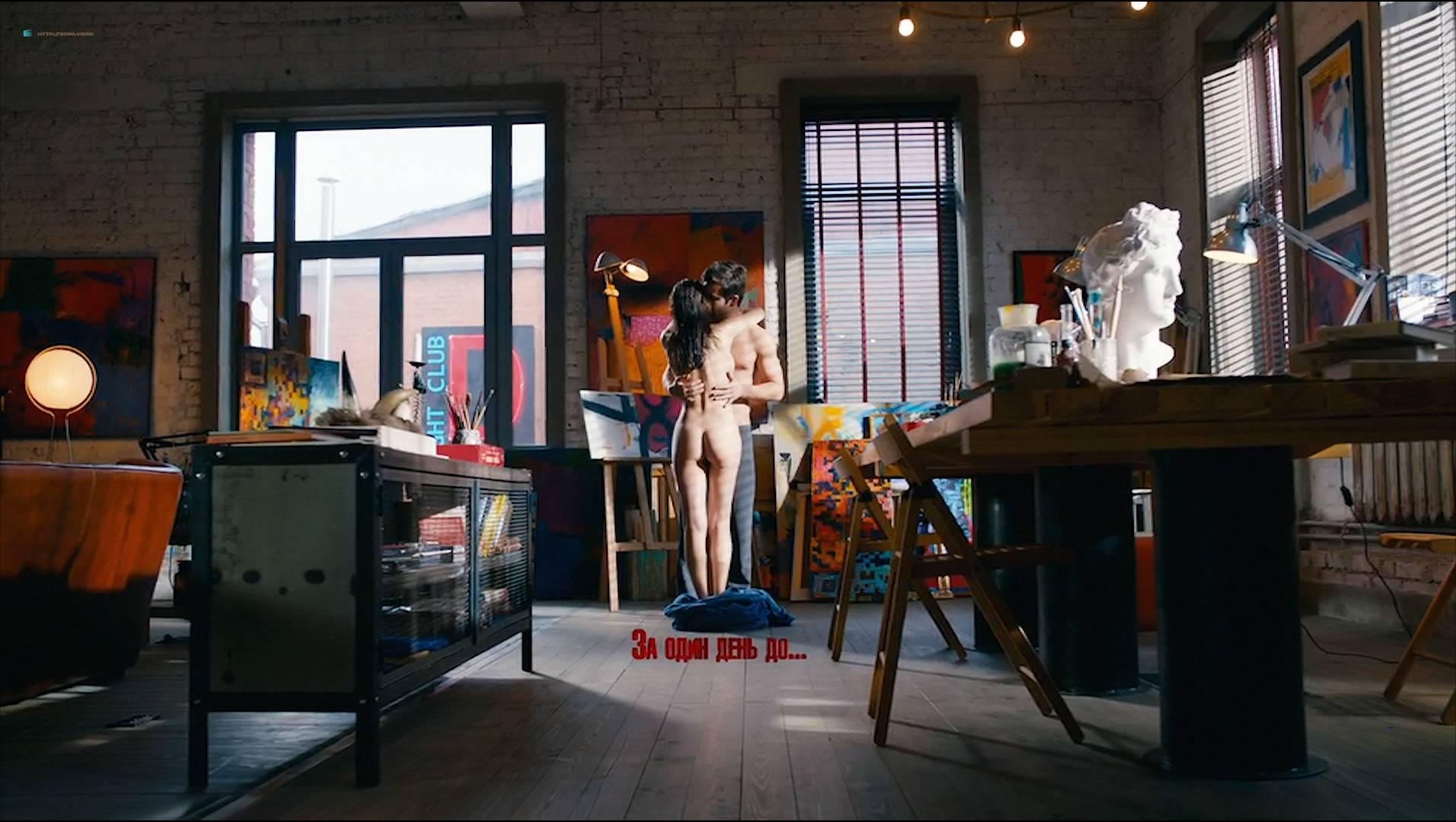 Anna Chipovskaya nude butt and sex - Chistoe iskusstvo (RU-2016) HD 1080p Web (2)