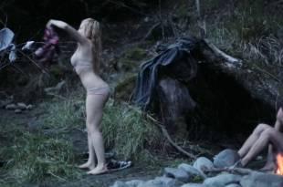 Casey Gagliardi sexy side boob undies – Primal Rage (2018) HD 1080p