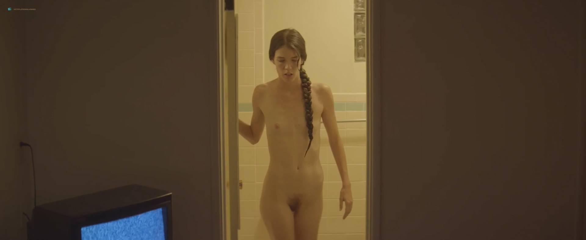 Celia Rowlson-Hall nude full frontal - Ma (2015) HD 1080p Web (9)
