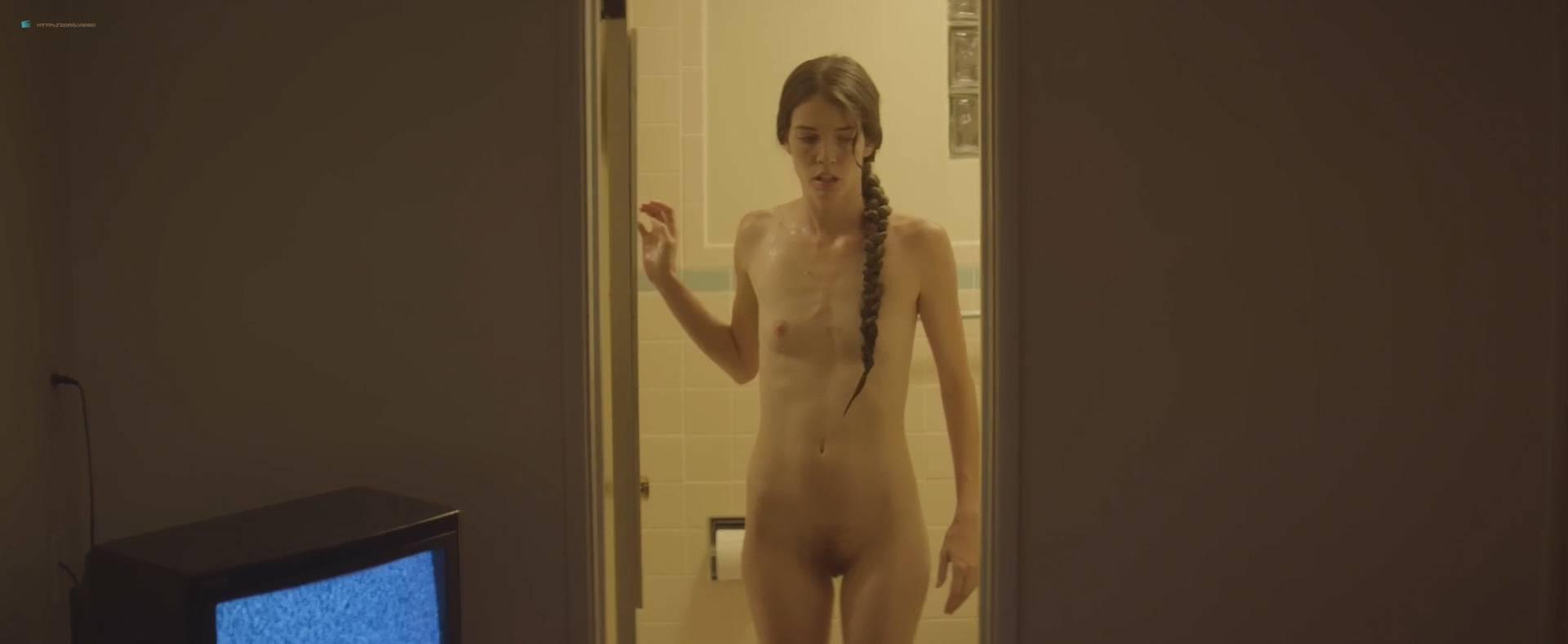 Celia Rowlson-Hall nude full frontal - Ma (2015) HD 1080p Web (8)