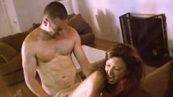 Kari Wuhrer nude topless and sex - King of the Ants (2003) HD 1080p BluRay (11)