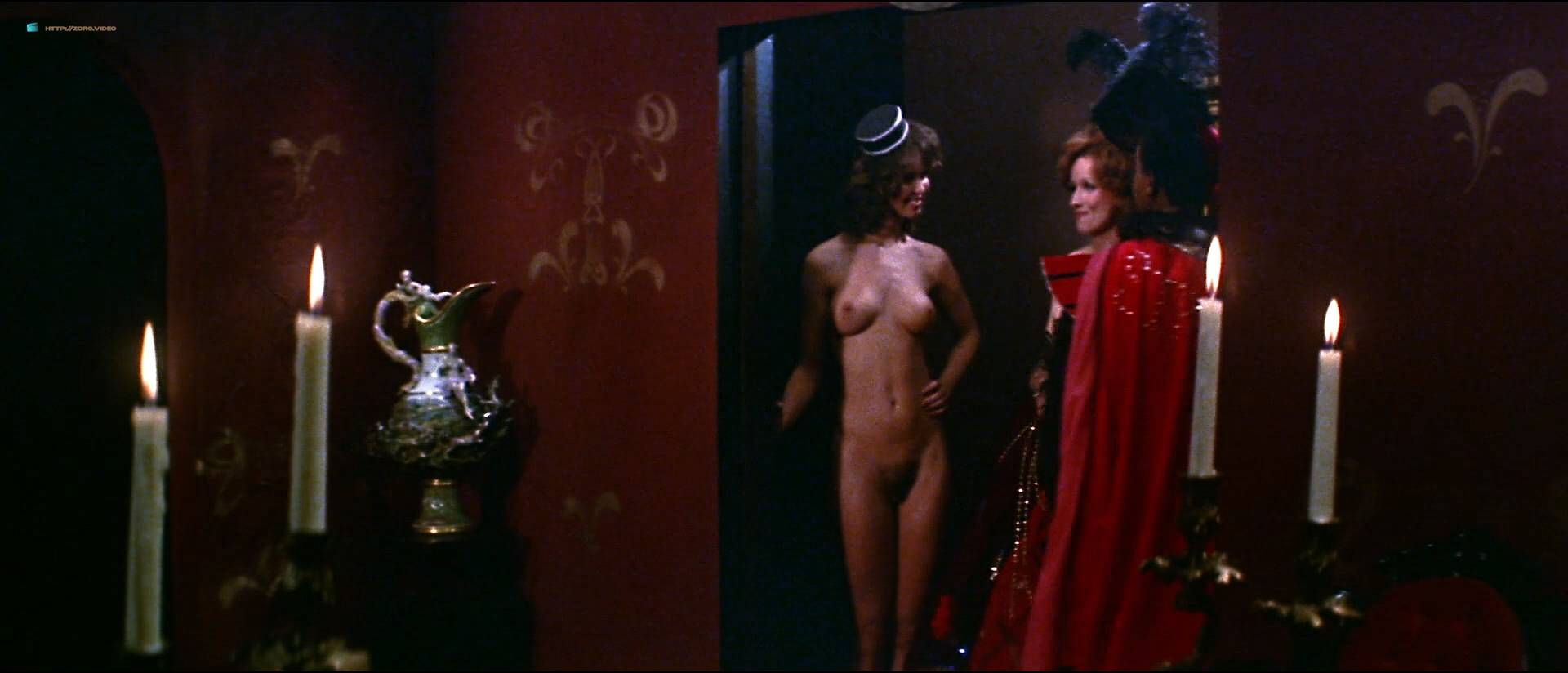 Linnea Quigley nude bush Angela Aames nude full frontal others nude - Fairy Tales (1978) HD 1080p (10)