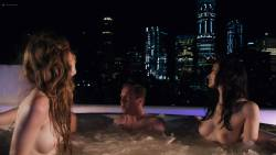Maggie Siff sexy Valéry Lessard, Anna Tyson, Katelyn Pearce, Marion Dunn all nude - Billions (2018) s3e7 HD 1080p (3)