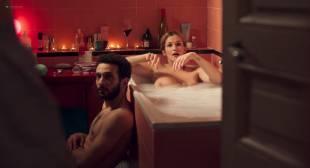 Margot Bancilhon nude topless Camille Razat nude butt boobs and sex - Ami-ami (FR-2018) HD 1080p BluRay