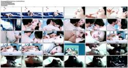 Marie-Josée Croze nude bush topless and hot sex - Maelström (2000) (1)