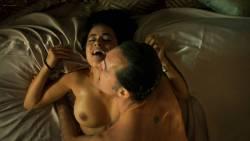 Paulina Gaitán nude topless and lot of sex - Diablo Guardián (MX-2018) s1e-6-8 HD 1080p Web (11)