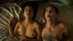 Paulina Gaitán nude topless and lot of sex - Diablo Guardián (MX-2018) s1e-6-8 HD 1080p Web (8)