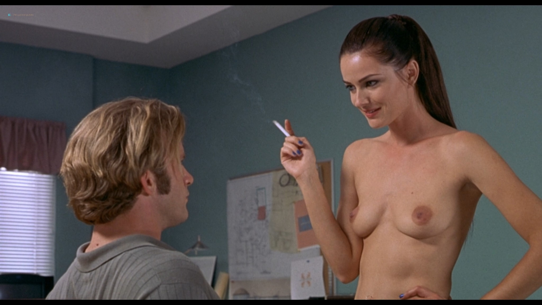 Paulina Porizkova nude topless butt and very hot - HD 1080p BluRay (3)