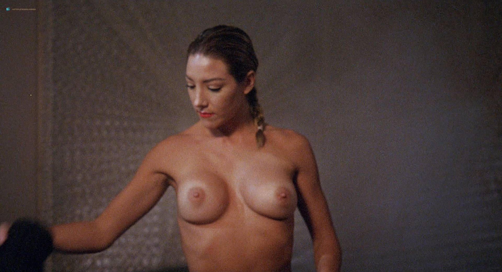 Roxanna Michaels nude Tiffany Million and others nude bush butt - Caged Fury (1989) HD 1080p BluRay (14)