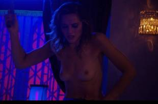 Stephanie Van Dyck nude topless others nude too – The Dark (2018) HD 1080p Web