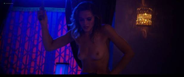 Stephanie Van Dyck nude topless others nude too - The Dark (2018) HD 1080p Web (5)