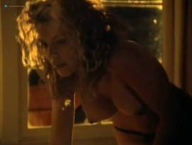 Kari Wuhrer nude sex - Beyond Desire (1995)