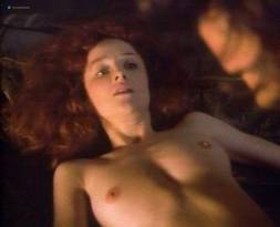 Kim Thomson nude and sex Victoria Burgoyne nude bush - Stealing Heaven (UK-1988)