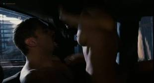 Ana Claudia Talancón nude topless and sex in the car - Fast Food Nation (2006)
