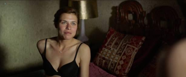 Ana Ularu nude topless in sex scene - Siberia (2018) HD 1080p Web (13)