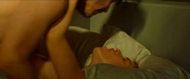 Ana Ularu nude topless in sex scene - Siberia (2018) HD 1080p Web (7)