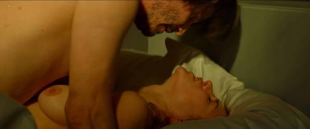 Ana Ularu nude topless in sex scene - Siberia (2018) HD 1080p Web (3)