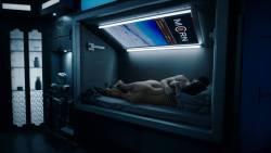 Dominique Tipper nude butt in brief scene - The Expanse (2018) s3e6 HD1080p WEB (5)