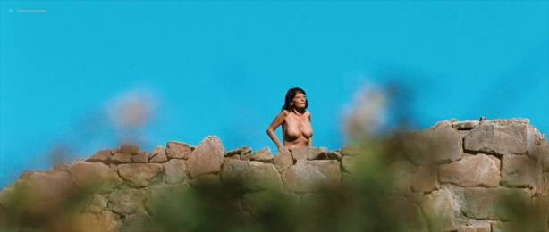 Elina Löwensohn nude Marine Sainsily nude full frontal - Let the Corpses Tan (BE-2017) HD 1080p BluRay (12)