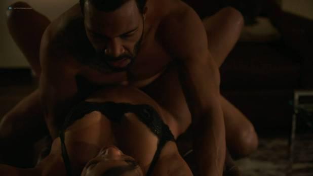 Garcelle Beauvais nude butt and sex - Power (2018) s5e3 HD 1080p (5)