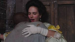 Jessica Brown Findlay hot sex and Holli Dempsey sex too – Harlots (2017) s2e3 HD 1080p (5)