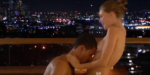 Kristen Carpenter nude butt and topless Isabella Farrell nude sex - The Good Fight (2018) s2e1-3 HD 1080p (6)