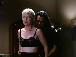 Maryam d'Abo nude topless and sex Natalie Radford nude bush - Tomcat: Dangerous Desires (1993) (8)