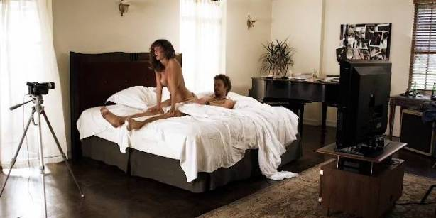 Paz de la Huerta nude topless and sex - Nothing Personal (2009) (4)