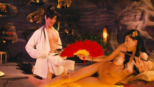 Yukiko Suo nude sex Leni Lan, Saori Hara, and others nude full frontal and lot of sex - Sex and Zen: Extreme Ecstasy 3D (HK-2011) HD 1080p BluRay (6)