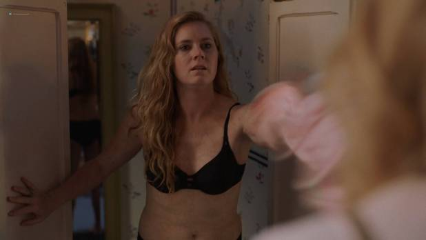 Amy Adams sexy in bra and panties and some sex - Sharp Objects (2018) S01E05 HD 1080p WEB (10)