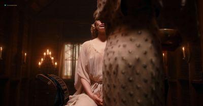 Bella Heathcote hot see through - Strange Angel (2018) s1e10 HD 1080p WEB (8)
