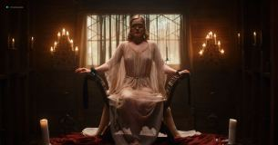 Bella Heathcote hot c-thru - Strange Angel (2018) s1e10 HD 1080p WEB (5)