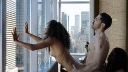 Chelsea Watts nude topless butt and sex doggy style - Power (2018) s5e2 HD 1080p (17)