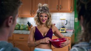 Debby Ryan sexy and some sex Alyssa Milano and Arden Myrin hot - Insatiable (2018) s1e-7-12 HD 1080p (6)