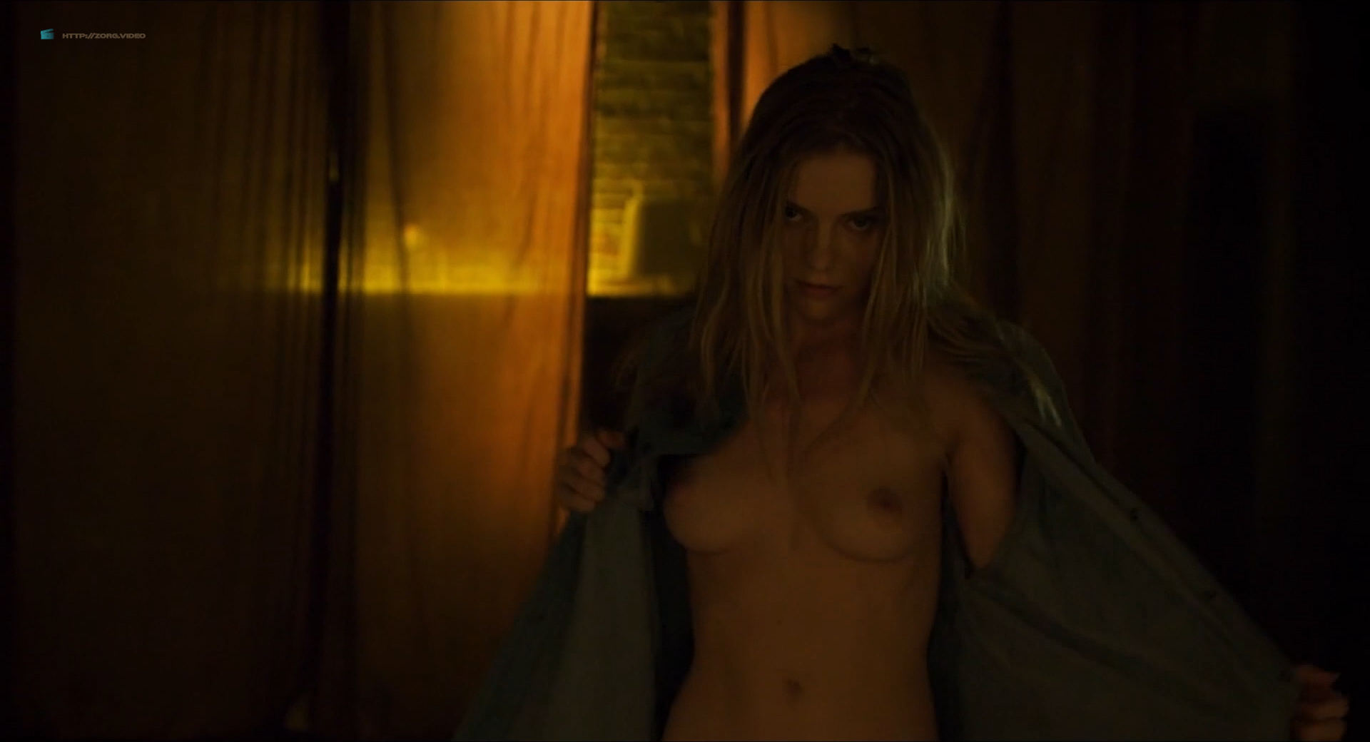 Elle Evans nude topless and hot sex - Muse (2017) HD 1080p Web (15)