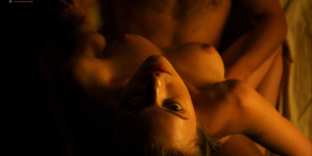Elle Evans nude topless and hot sex - Muse (2017) HD 1080p Web (2)