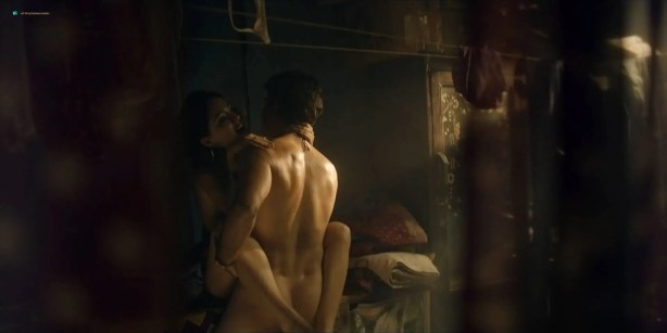 Elnaaz Norouzi hot sex Rajshri Deshpande, Kubra Sait, and others sex and nude topless - Sacred Game (IN-2018) S1 HD 1080p (9)