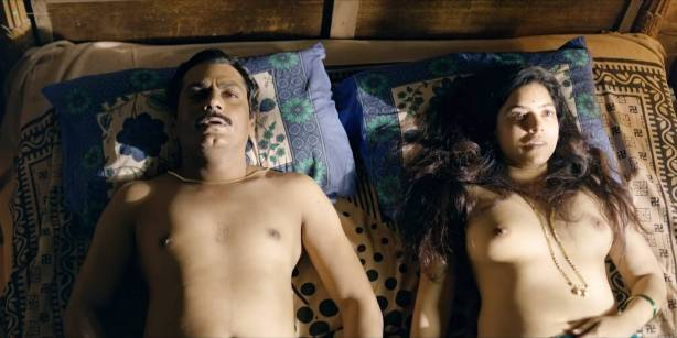Elnaaz Norouzi hot sex Rajshri Deshpande, Kubra Sait, and others sex and nude topless - Sacred Game (IN-2018) S1 HD 1080p (2)