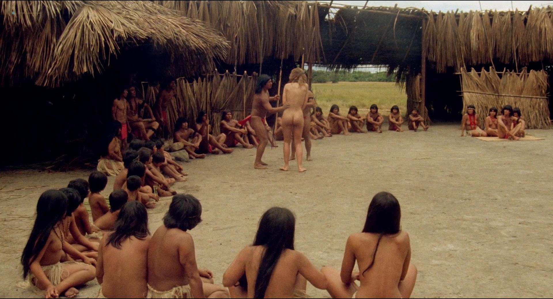 Elvire Audray nude Sara Fleszer, Jessica Bridges all nude full frontal - White Slave (IT-1985) HD 1080p BluRay (15)