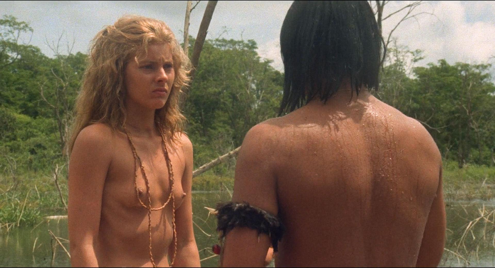 Elvire Audray nude Sara Fleszer, Jessica Bridges all nude full frontal - White Slave (IT-1985) HD 1080p BluRay (11)