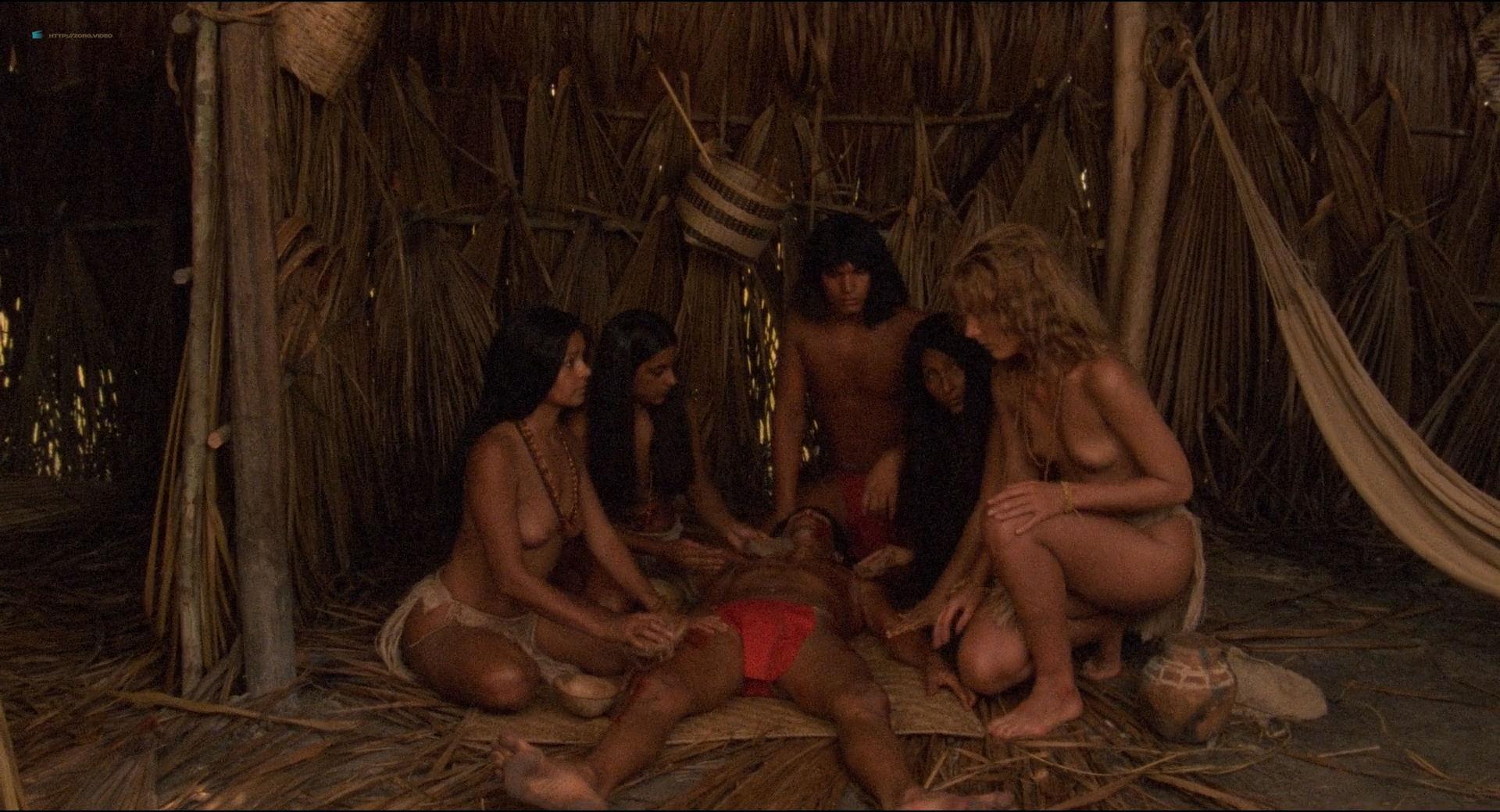 Elvire Audray nude Sara Fleszer, Jessica Bridges all nude full frontal - White Slave (IT-1985) HD 1080p BluRay (8)