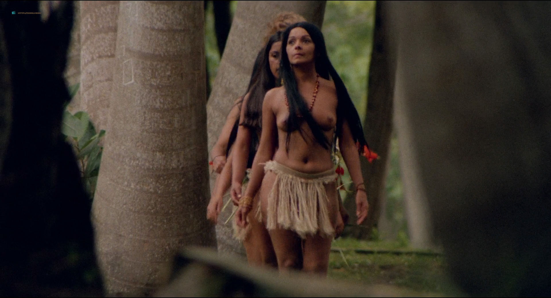 Elvire Audray nude Sara Fleszer, Jessica Bridges all nude full frontal - White Slave (IT-1985) HD 1080p BluRay (4)