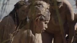 Mariana Nunes nude topless Paula Grinzspan nude - Zama (AR - 2017) HD 1080p (9)