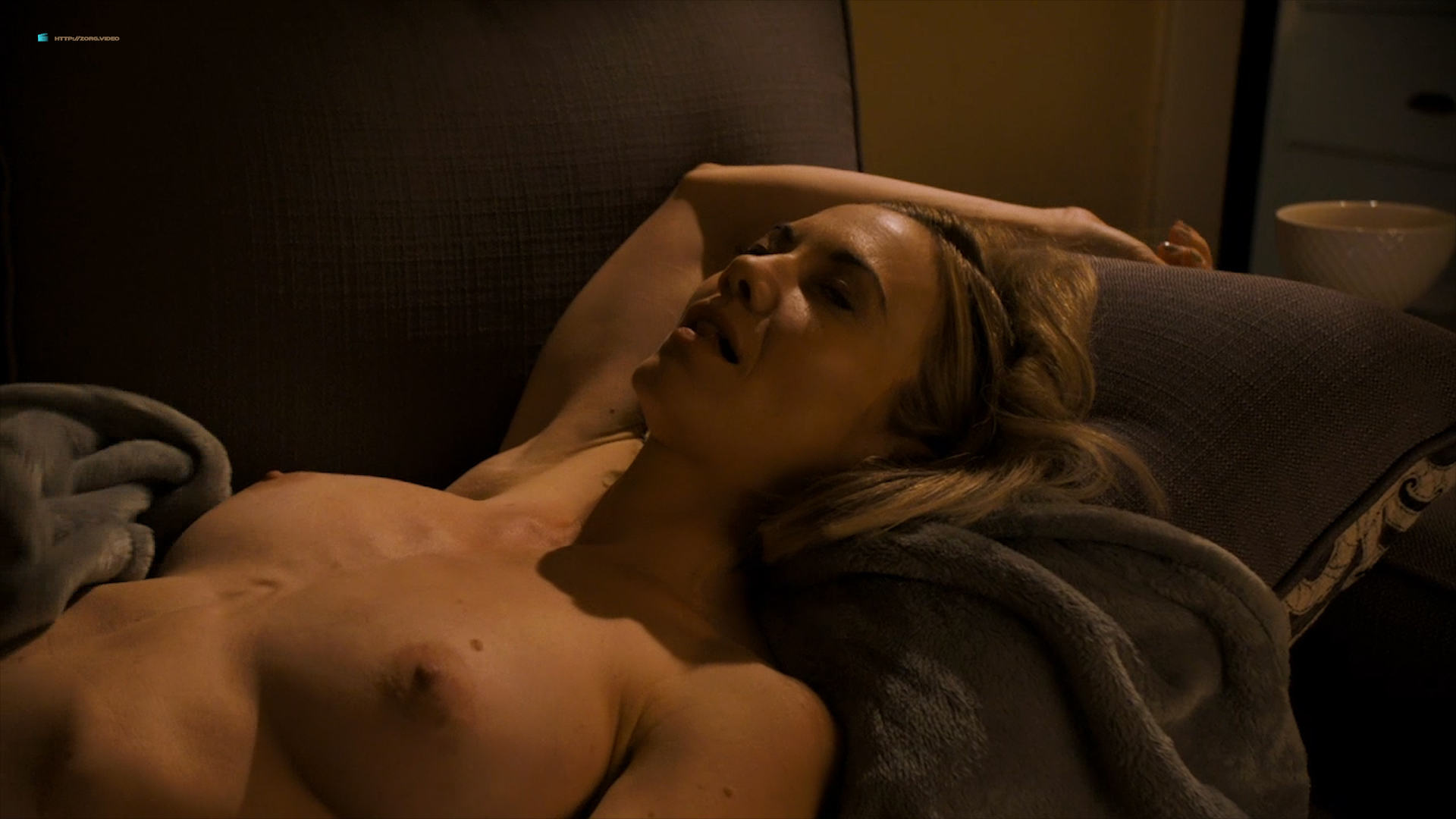 Megan stevenson topless